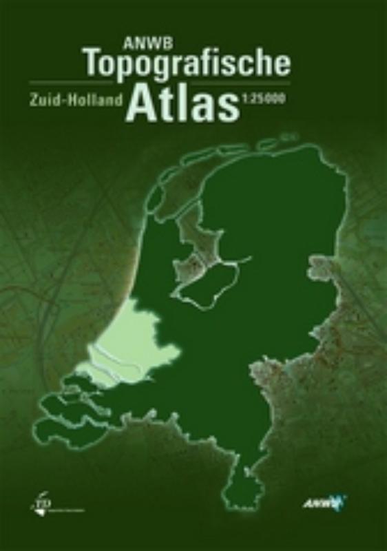 ANWB Topografische atlas Zu...