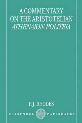 P. J. Rhodes - A Commentary on the Aristotelian Athenaion Politeia
