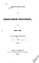 Verzameling van Nederlandsc...
