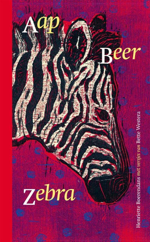 Bette Westera - Aap Beer Zebra