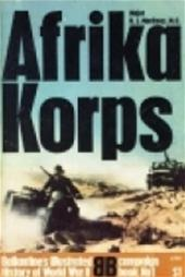 Kenneth J. Macksey, Basil Lidell Hart, J.W.M. Liefrink - Afrika korps oorlog in de woestijn