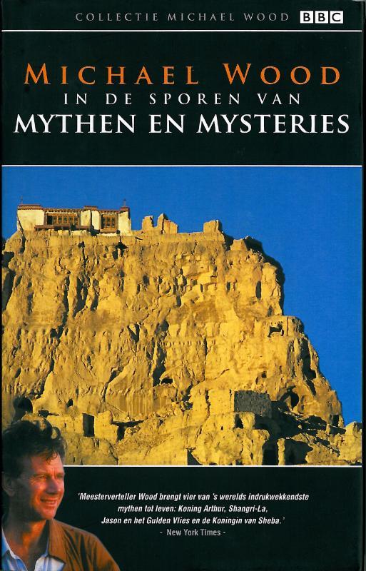 M. Wood - In de sporen van de mythen en mysteries