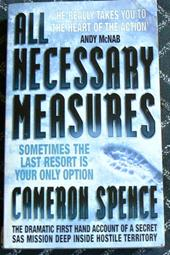 Cameron Spence - All necessary measures