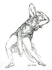 Jose Clara - Isadora Duncan