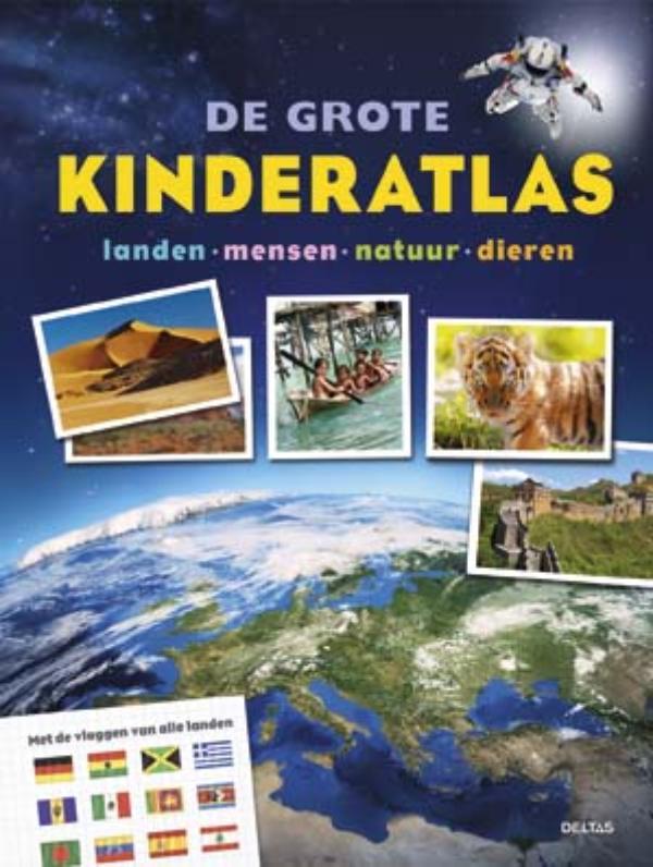 De grote kinderatlas landen...