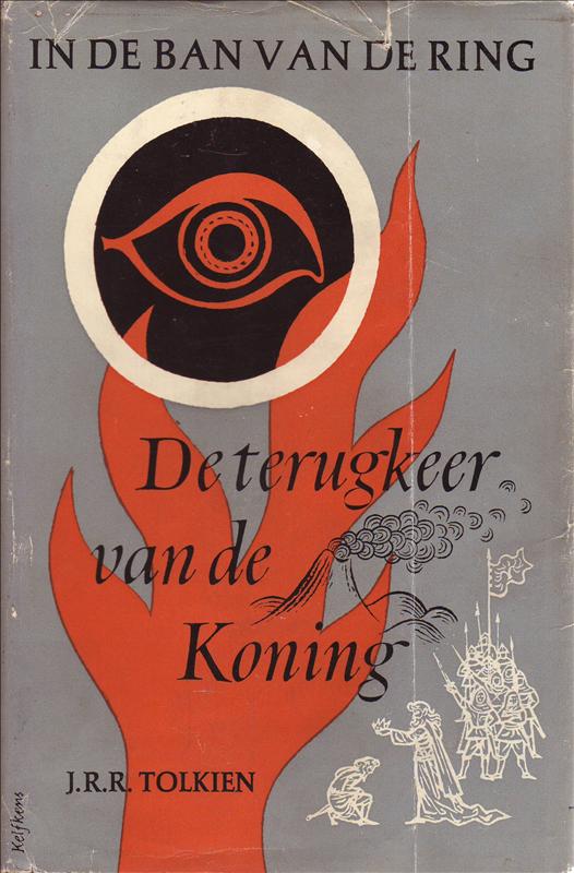 J.R.R. Tolkien,  Max Schuchart - In de ban van de Ring