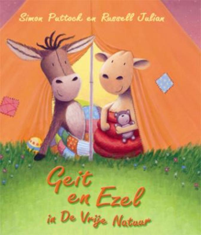 S. Puttock - Geit en ezel in de vrije natuur