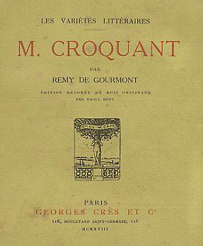 M. Croquant Édition ornée d...