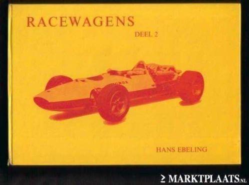 HANS EBELING - Racewagens - deel 2