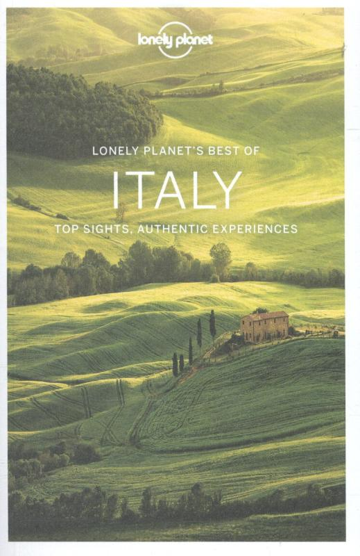 - Lonely Planet Best of Italy