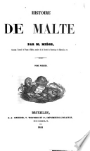 Miège - Histoire de Malte