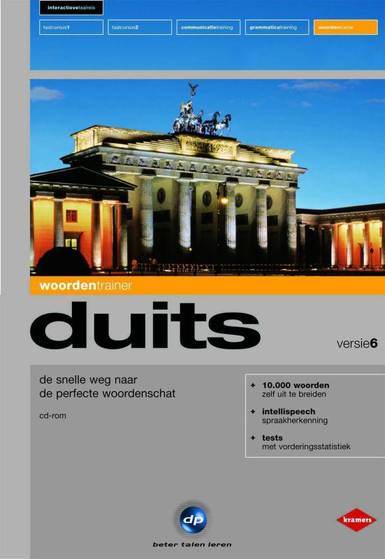 - Woordentrainer Duits