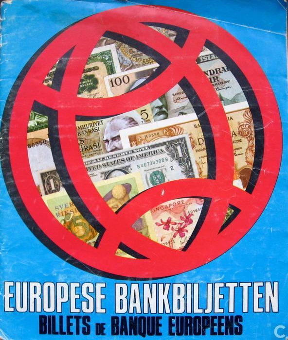 Unknown - Europese bankbiljetten - Billets de Banque Européens