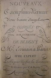 Étienne de Blégny - [Elémens ou premières instructions de la jeunesse]