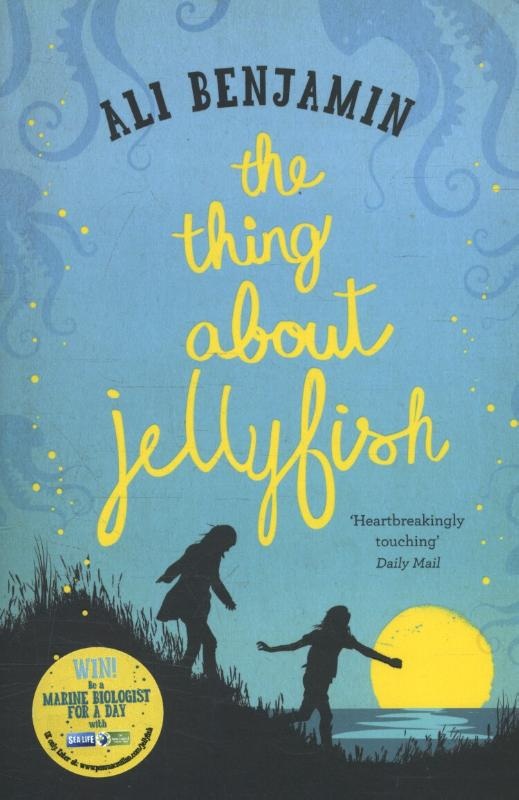 Benjamin, Ali - The Thing About Jellyfish