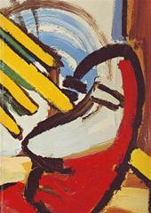 MUSEUM BOYMANS-VAN BEUNINGEN, KAREL APPEL - Karel Appel. Het nieuwe werk van Karel Appel 1979-1981