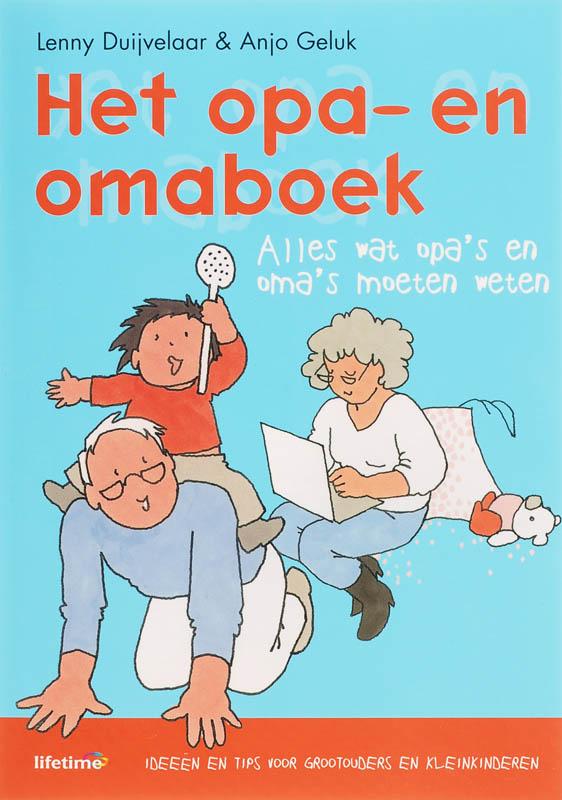 Het opa- en omaboek alles w...