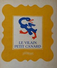 Andersen - Le Vilain Petit Canard Images gravées sur lino par Hélene Van COPPENOLLE.
