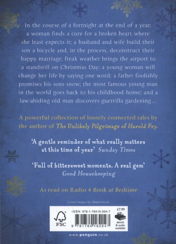 Joyce, Rachel - A Snow Garden and Other Stories