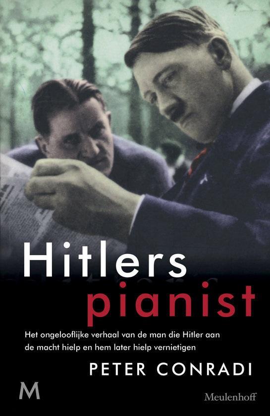 Hitlers pianist het ongeloo...