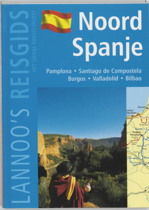 Noord-Spanje pelgrimsweg en...