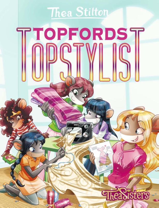 Thea Stilton - Topfords topstylist (1`9)
