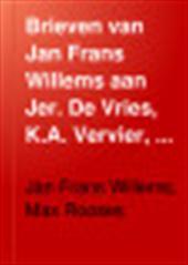 Brieven van Jan Frans Wille...