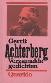 Gerrit Achterberg - Verzamelde gedichten