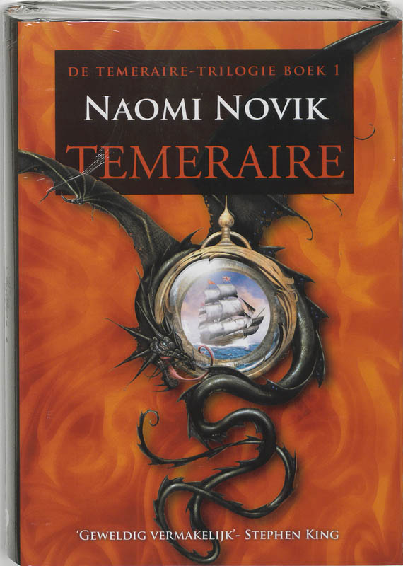 Naomi Novik - De temeraire trilogie / 1 Temeraire