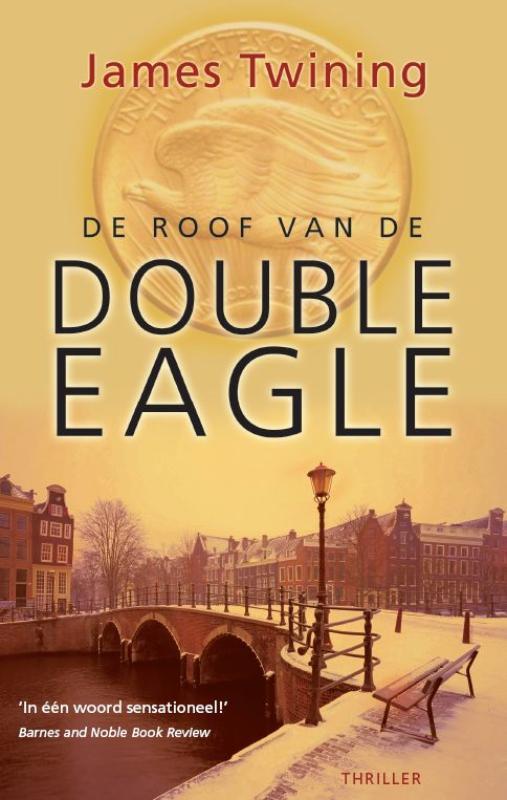 J.E. Twining - De roof van de Double Eagle