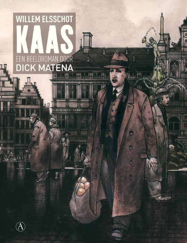 Willem Elsschot, Dick Matena - Kaas [Luxe-editie]