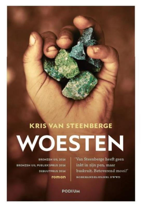 Kris Van Steenberge - Woesten