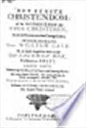 Hieronymus van Alphen, William Cave, Salomon Bor - Het eerste christendom of De godsdienst der oude christenen, in de eerste eeuwen des evangeliums ...