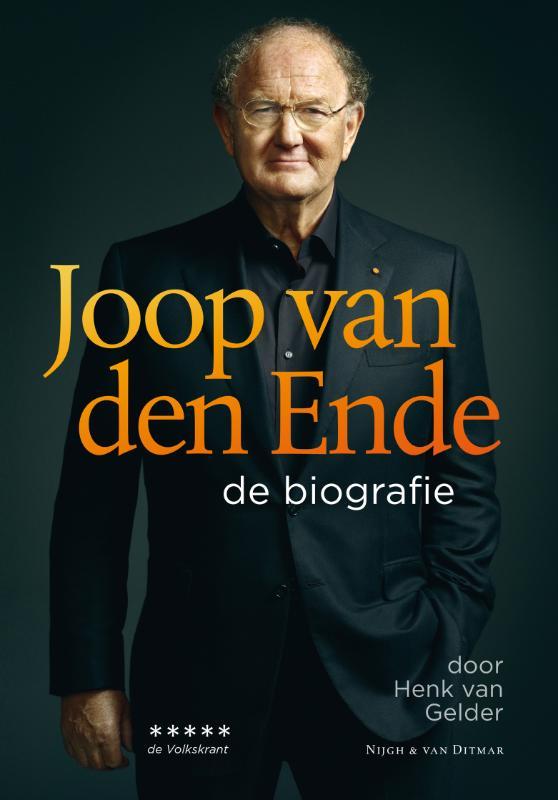 Henk van Gelder - Joop van den Ende de biografie