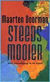 Maarten Doorman - Steeds mooier over vooruitgang in de kunst