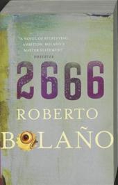 Roberto Bolano - 2666