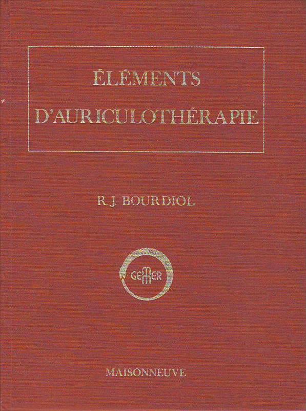 R. J. Bourdiol - Éléments d'auriculotherapie