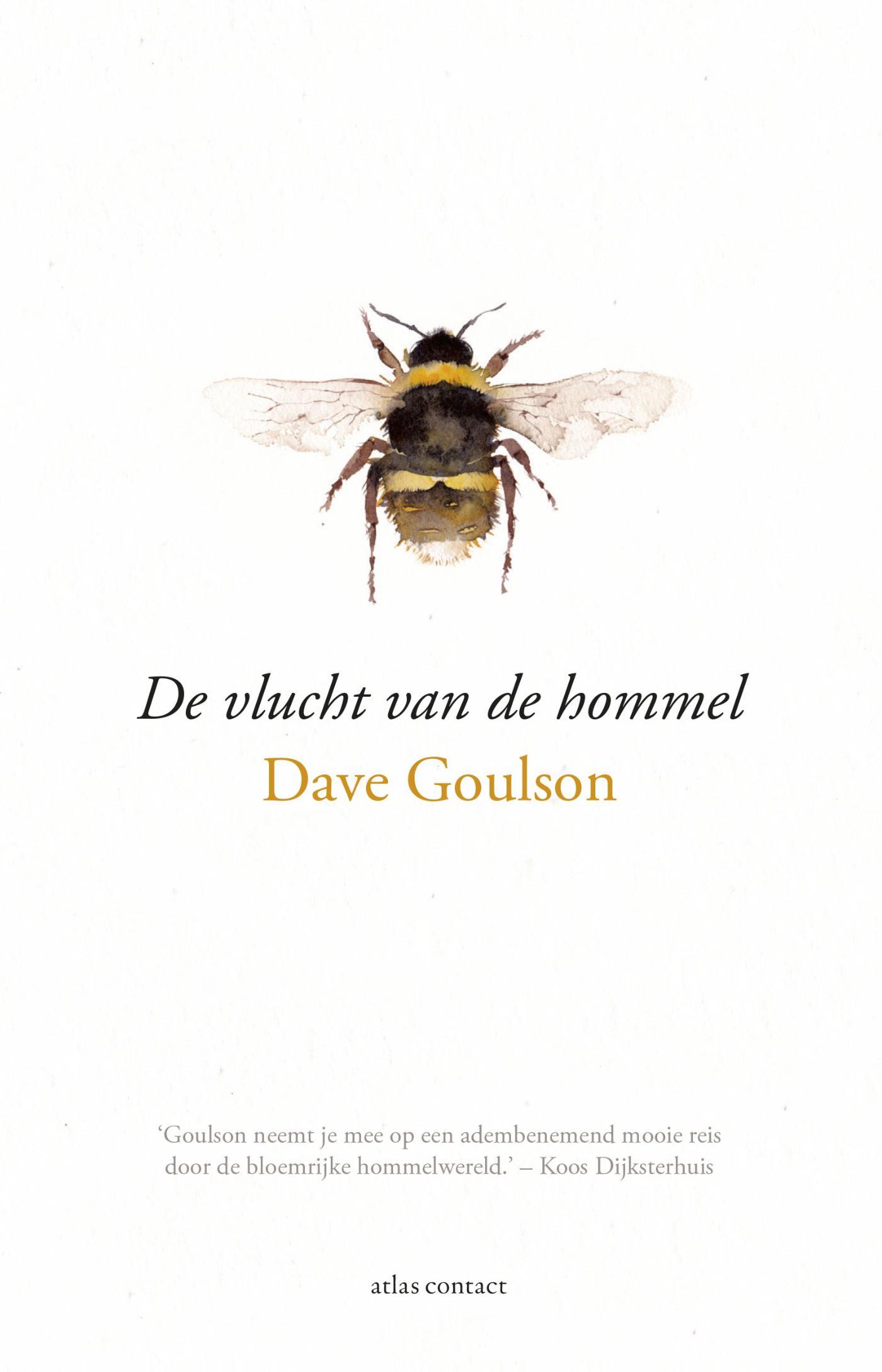 Dave Goulson - De vlucht van de hommel