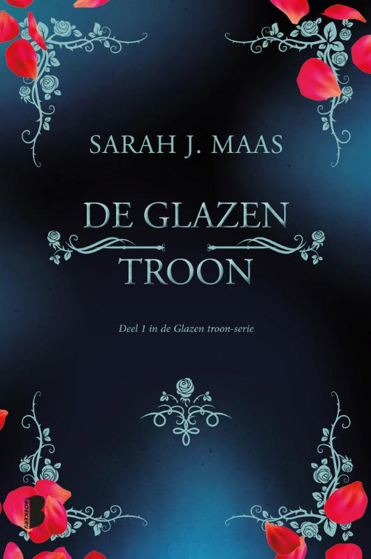 Sarah J. Maas - De glazen troon