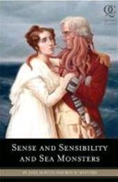Jane Austen,  Ben H. Winters - Sense and Sensibility and Sea Monsters