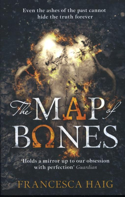 Haig, Francesca - Map of Bones