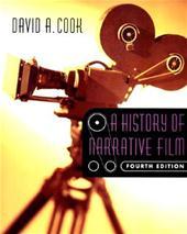 David A Cook - A history of narrative film