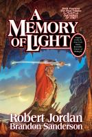 Jordan, Robert,  Sanderson, Brandon - A Memory of Light