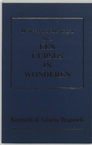 Citaten Uit Een Cursus In Wonderen : Boekwinkeltjes boeken zoeken een cursus in wonderen