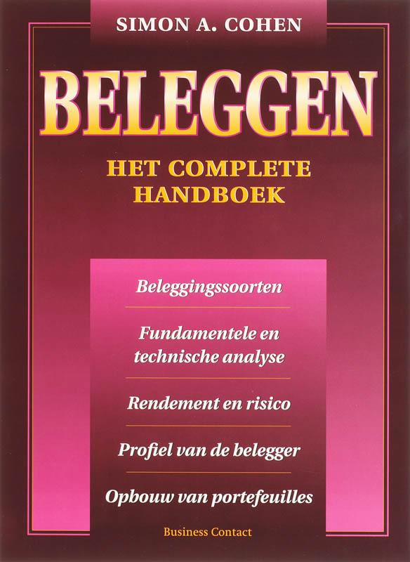 Simon.A. Cohen - Beleggen complete handboek