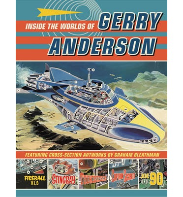 GERRY ANDERSON - Inside the Worlds of Gerry Anderson