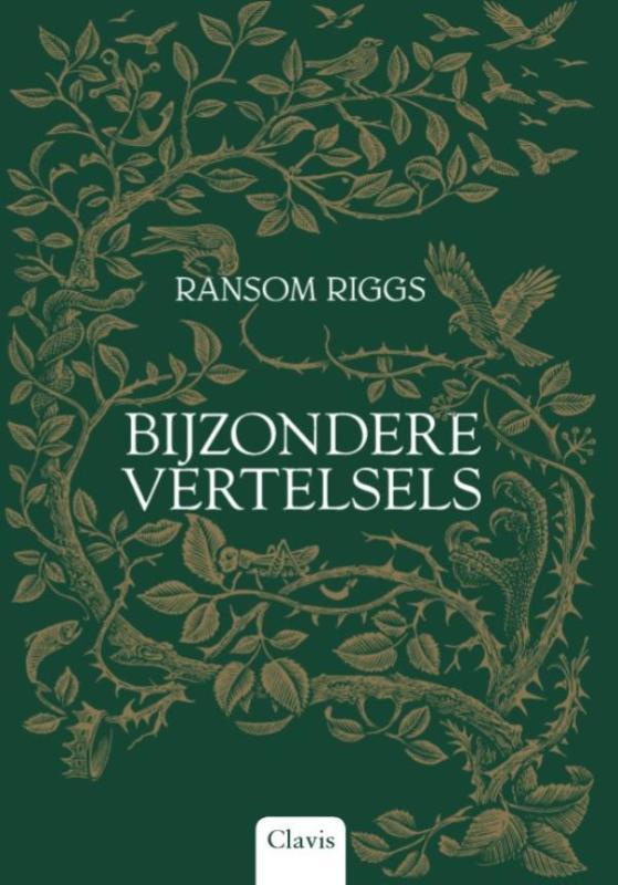 Ransom Riggs - Bijzondere vertelsels (de bijzondere kinderen van Mevrouw Peregrine)