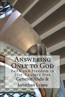 Answering Only to God