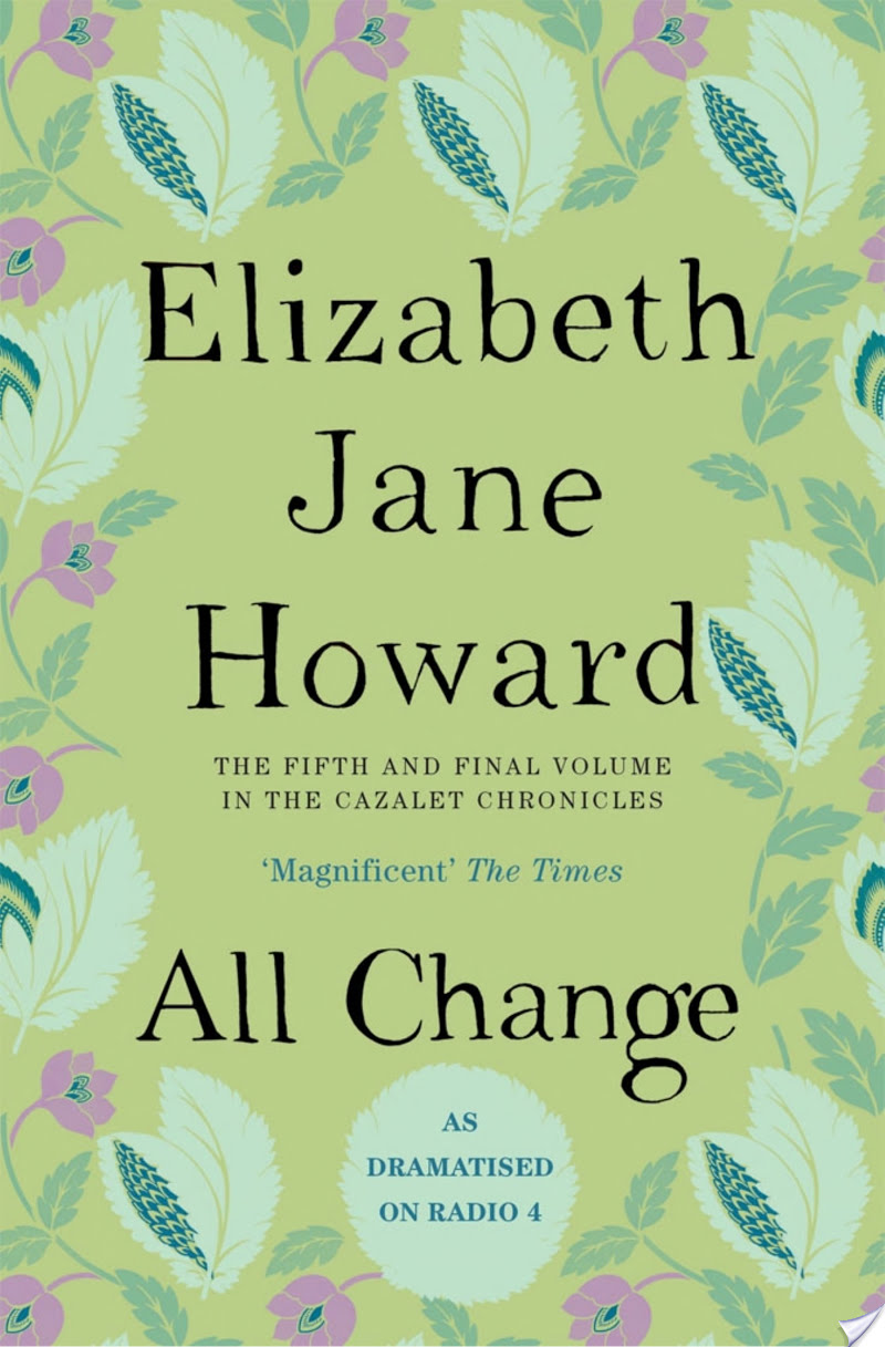 Elizabeth Jane Howard - All Change