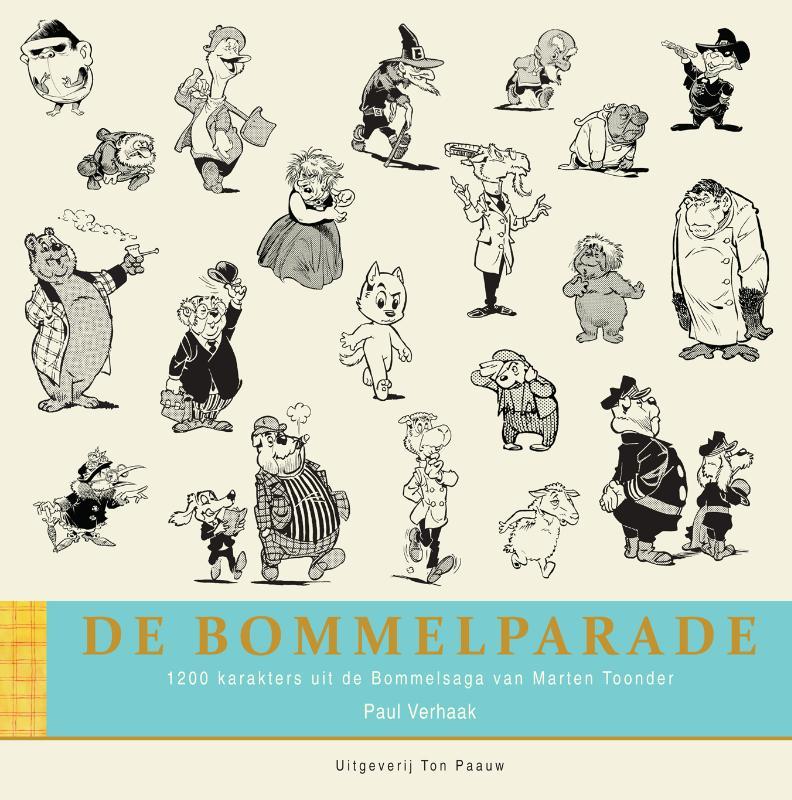 Bommelparade 1200 karakters...